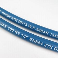 纖維增強橡膠軟管SAE100R3 R6