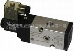 不鏽鋼316L管板通用電磁閥