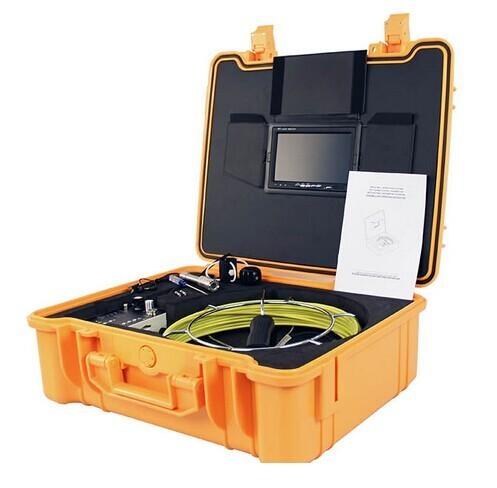 Underwater Inspection Camera With DVR TEC-Z710DM 1