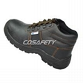 Injection safety shoes boot supplier