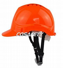 Safety helmet with venti