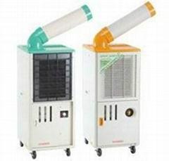 日本 冬夏工業移動空調SAC-25冷風機