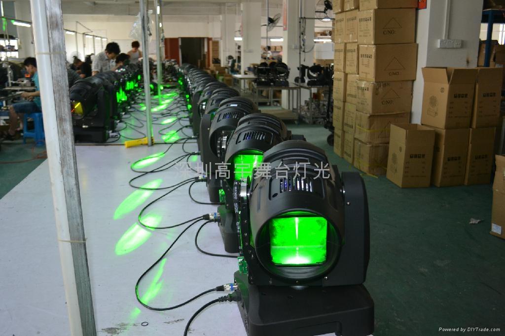 LED 60W 光束燈 2