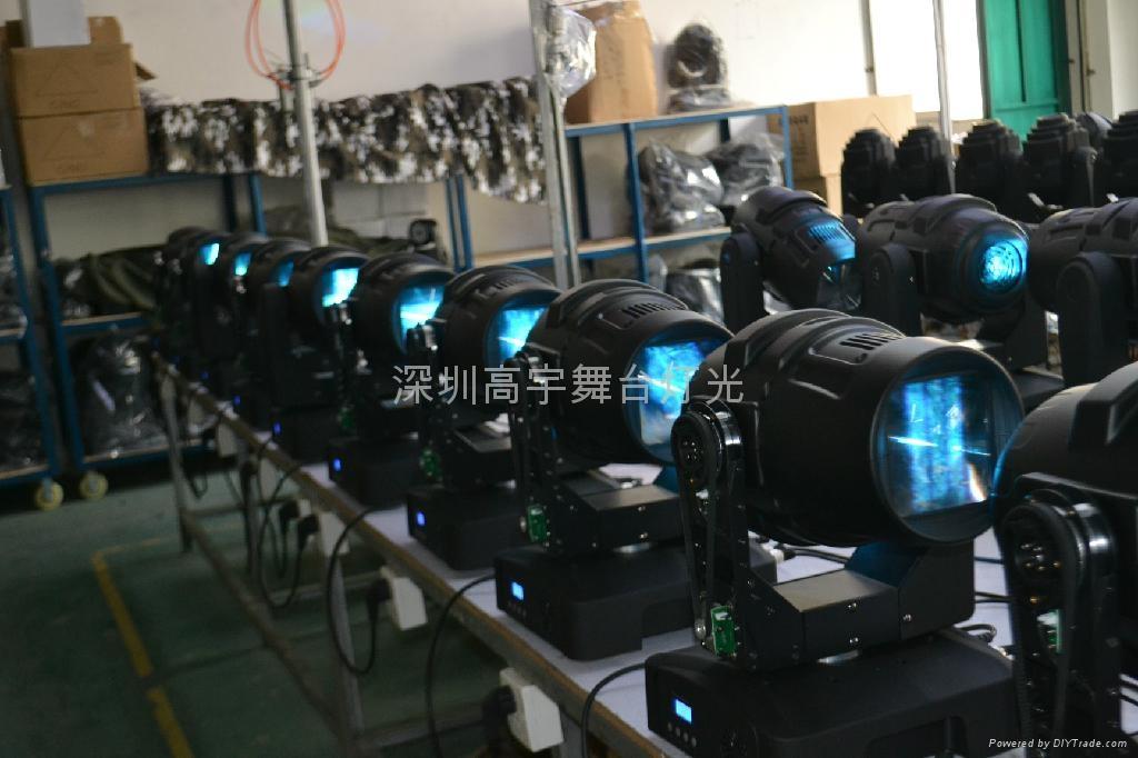 LED 60W 光束燈 3