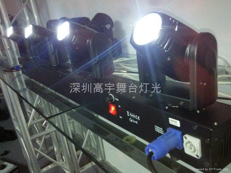 4 Moving Head Beam Light 4