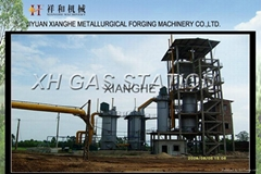 Selling  XH2Q Industrial Cold Gasifier Project