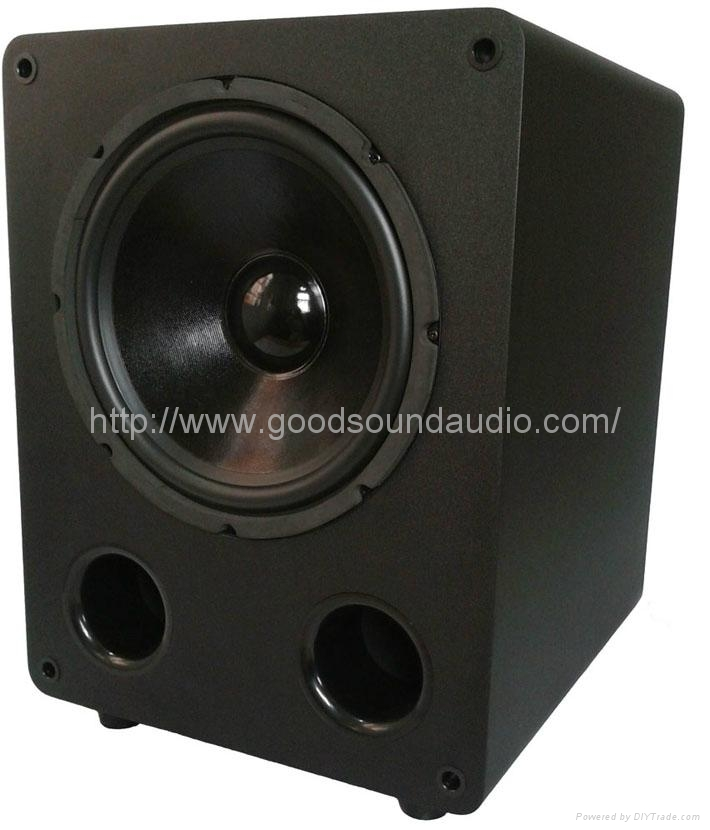 Home SUB12 12-inch powered subwoofer speakers 1