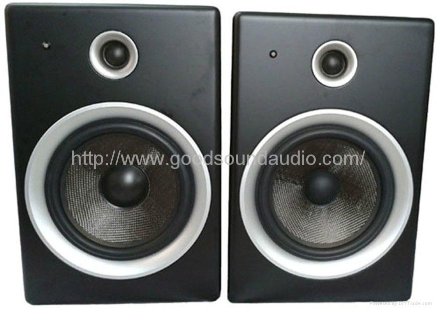 DJD5 5.25 inch active studio monitor speakers 1