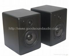 DJA5 5.25 inch active studio monitor speakers