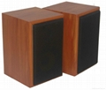 SV65 home theater speakers 1