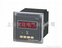 DV101單相電壓表