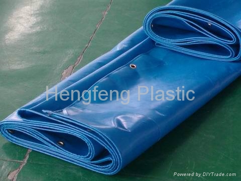 Canvas PVC Waterproof Covers for Boat and Goods 1