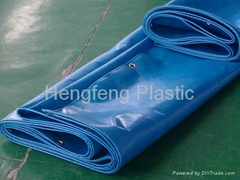 Canvas PVC Waterproof Covers for Boat and Goods