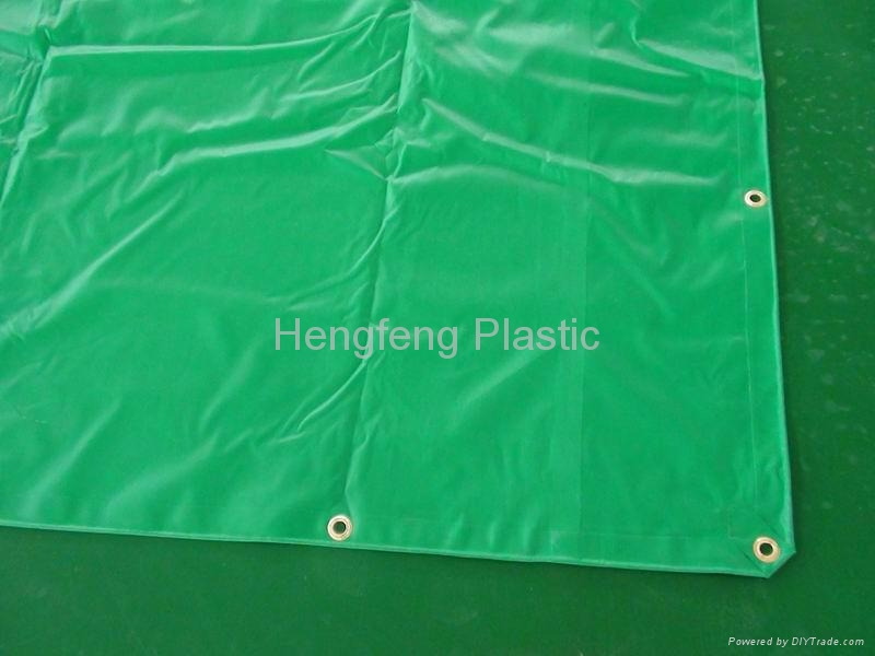 Canvas PVC Waterproof Covers for Boat and Goods 5
