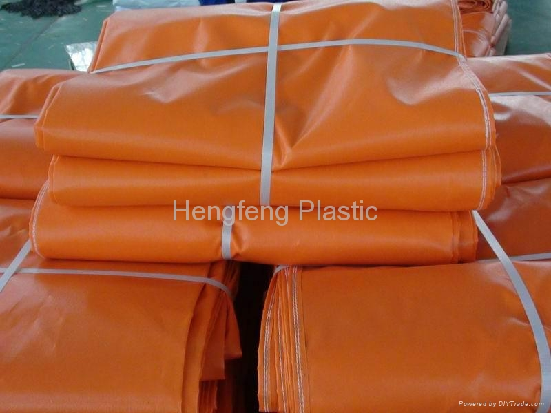 Heat and Fire Resistant PVC Air Duct Hose 3
