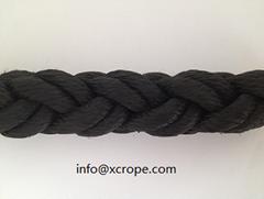 polypropylene PP mooring rope