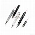 Laser pen usb flash drive 5