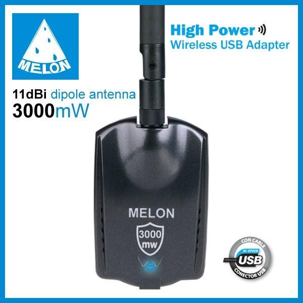 802.11N high power wifi adapter 6