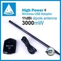 802.11N high power wifi adapter
