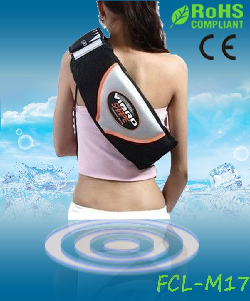 Vibrating Fat Burning Sliming Massage Belt 1