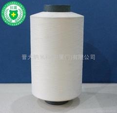 納米銀抗菌防臭纖維