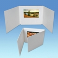 LCD Video Greeting Card Video Book Video Brochure 5
