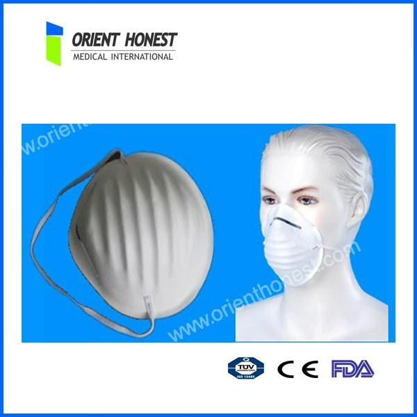 Disposable non-woven N95 mask  4