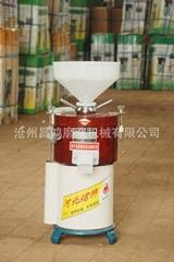 沧州磨浆机商用豆浆机浆渣分离机