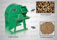 Wood Chip Machine