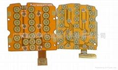 FPC Key board circuit board