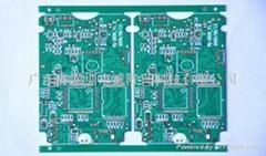 PCB  The key board