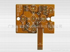 The FPC circuit board