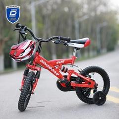 酷帥巨鳴儿童自行車 全避震 防震舒適童車