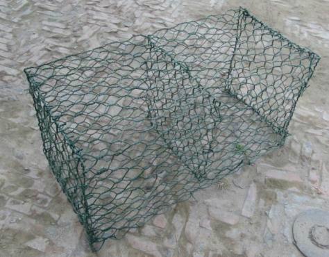 包塑石籠網 1