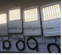 LED Solar Flood Light From China Manufacture 1600lm-5000lm