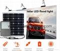 3-8m Solar LED Street Light with 30W LED Lighting
