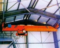 Single Girder Electric Overhead Traveling Crane
