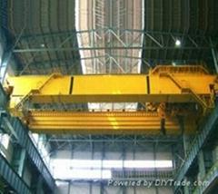 Double Girder Electric Crane