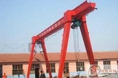 electric hoist girder gantry crane