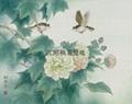 中国风格壁画 2