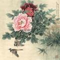 中国风格壁画 4