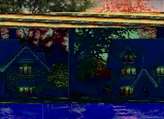 托马斯油画壁画