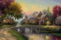托马斯油画壁画 2