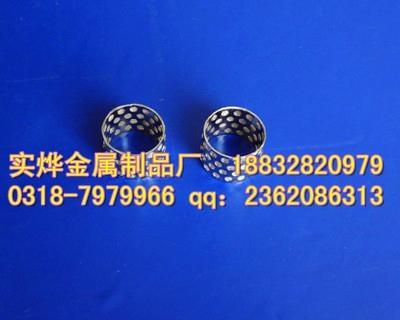 圓柱形籃式過濾芯 5