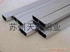 高頻焊鋁隔條
