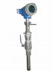 插入式电磁流量计 DN1800插入式液体流量计