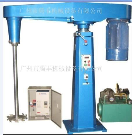 液压升降(1200型)乳化机 4