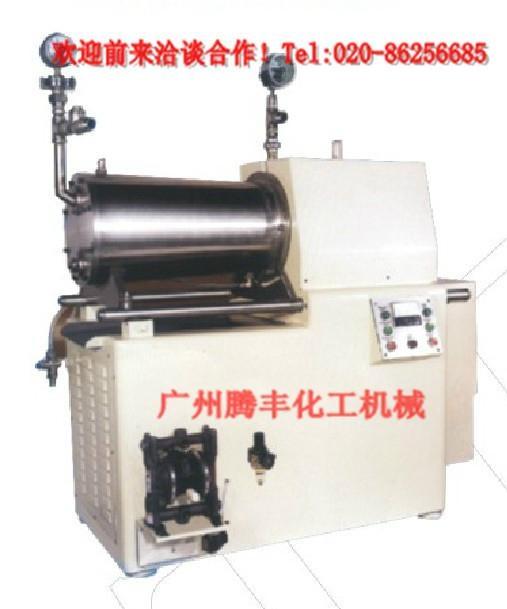 卧式密闭锥形砂磨机 1