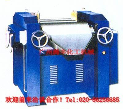 S260型三辊研磨机 2