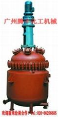 填料密封電加熱搪玻璃反應釜